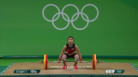 Thailand's Tanasan takes women's Weightlifting gold