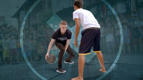 Why basketball fever is everywhere in the streets of Philippines
