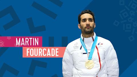 Martin Fourcade: Meus Destaques de PyeongChang