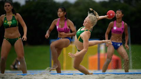 Полуфинал 2, женщины | Пляжный чемпионат Европы - Старе-Яблонки