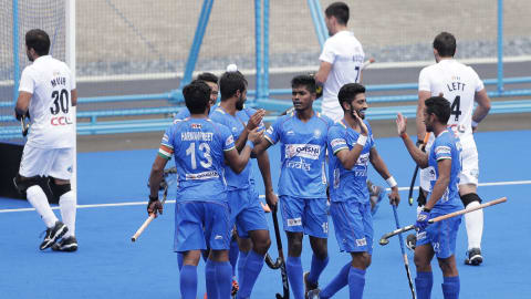 India's men and women secure double at Tokyo 2020 hockey test event