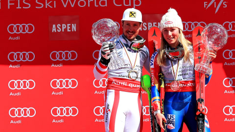 Mikaela Shiffrin admits she'll miss seeing Marcel Hirscher