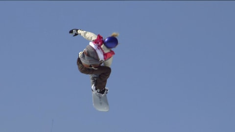 Big Air Femmes Finale - Snowboard | Replay de PyeongChang