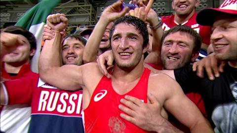 Abdulrashid Sadulaev: My Rio Highlights