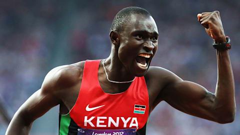 Los récords mundiales en los 800 metros