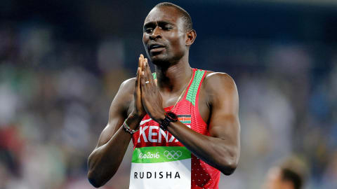 David Rudisha: Meine Rio-Highlights