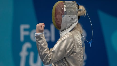 Mixed Continental Team quarterfinals - Fencing | Buenos Aires 2018 YOG