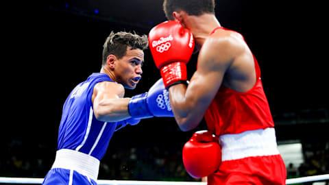 Ramirez holt sich das Gold im Bantamgewicht (Boxen)