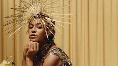 Beyonce cherishes Olympic moment