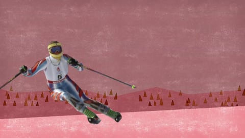 On the Line: Alpine Skiing (Trailer)