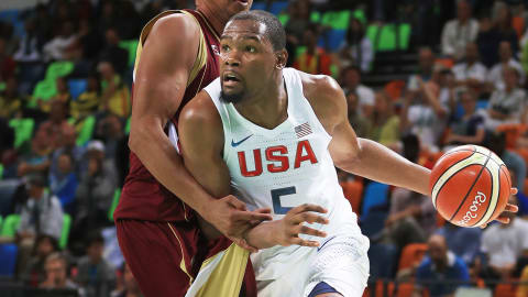 Kevin Durant: My Rio Highlights
