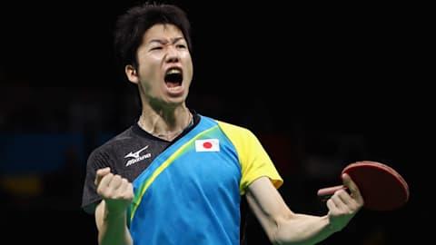 水谷隼:選手生命の危機のなかで戦い続けるベテラン。日本の金メダル獲得に向けて卓球界を牽引する力が不可欠