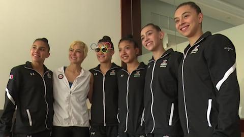 Le ginnaste che hanno trasformato