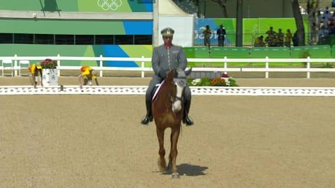 Чилийские конники - Рио-2016 (Карлос Лобос)