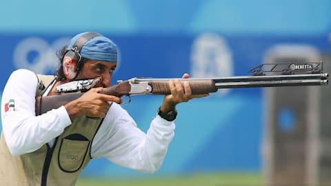 Almaktoum's Historic Olympic Gold in Athens 2004