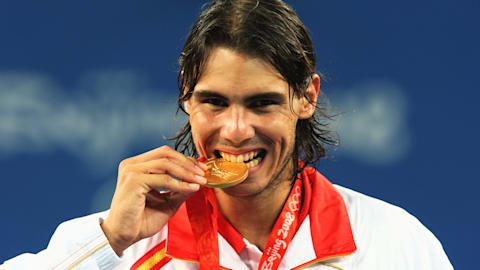 Nadals Matchball zur Goldmedaille