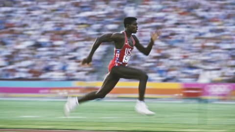 Carl Lewis | LA 1984, Seoul 1988 & Atlanta 1996 | Take the Mic