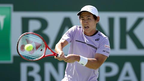 大ケガから復帰し、ATPツアーで初優勝…西岡良仁、東京五輪出場は射程圏内