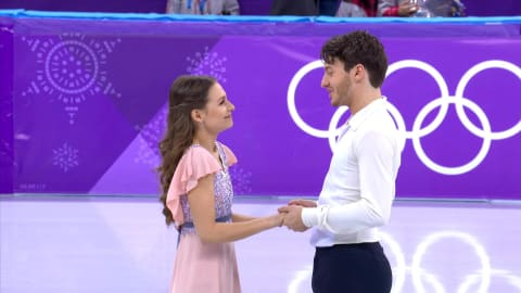 Ice Dance (Free Dance) - Figure Skating | PyeongChang 2018 Replays