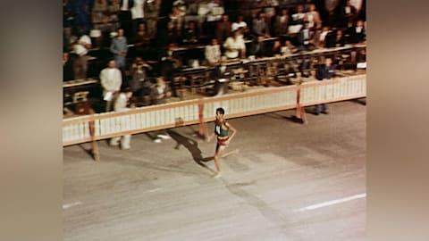 انجازات رياضية تاريخية في الألعاب الأولمبية