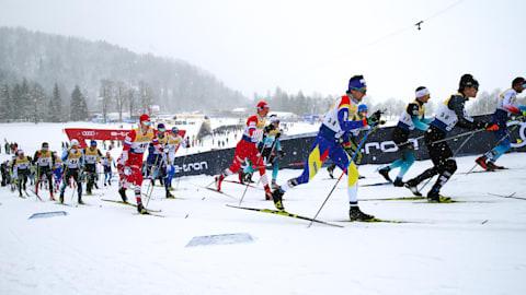 Men's 15km | FIS World Cup - Cogne
