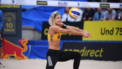 Beach volleyball stars bid for coveted Olympic berths