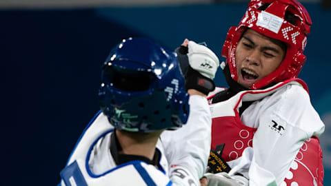 Herren -63kg - Taekwondo | Buenos Aires 2018 OJS