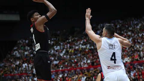 【バスケ日本代表戦】日本は世界5位アルゼンチンに競るも追い上げ及ばず敗北