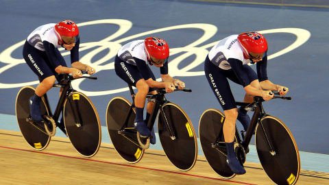 Team GB Cycling Reclaim Gold in Beijing & London
