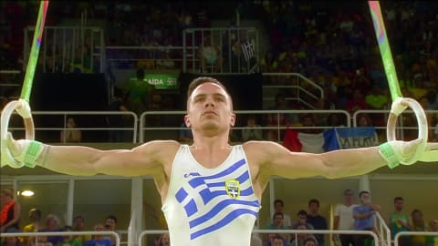 National anthem: The best of Greece in Rio