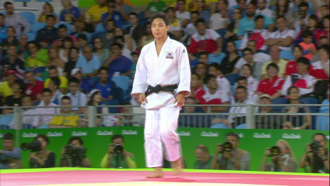 Judo @ Rio 2016 - Men's 66Kg Gold medal match