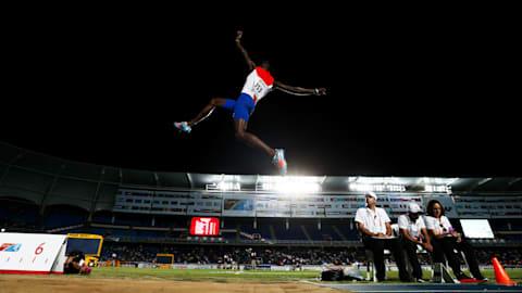 스포츠 가이드: 멀리뛰기