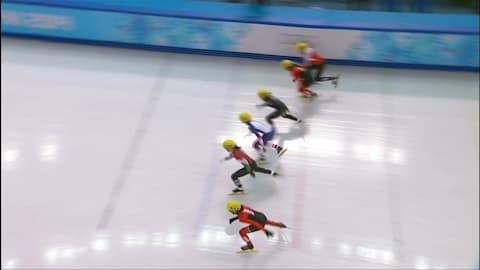 Сочи - как это было: шорт-трек, 1500 м, женщины, финал