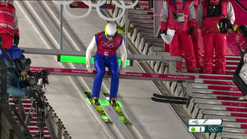 Evento por Equipo, ronda final - Saltos de Esquí | PyeongChang '18