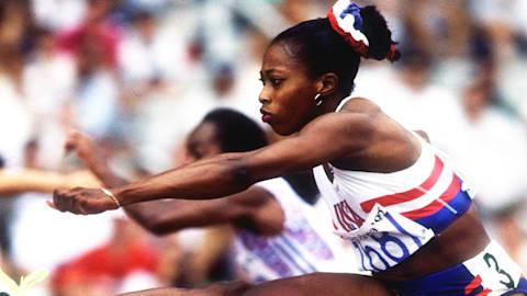 Devers edges thrilling 100m race