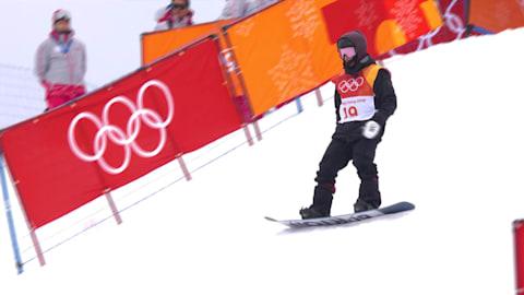 تزلج (هاف بايب) رجال، نهائي، تزلج على الثلوج | 2018