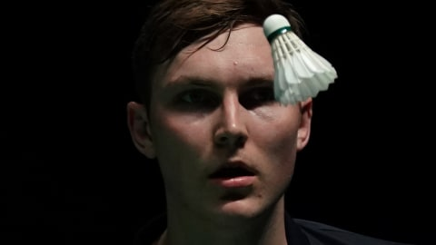 Viktor Axelsen out from badminton indefinitely with injury: