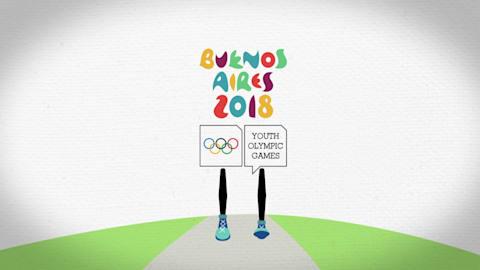 اكتشف الألعاب الأولمبية للشباب 2018