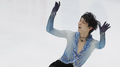 Yuzuru Hanyu to launch ISU Grand Prix campaign at Skate Canada
