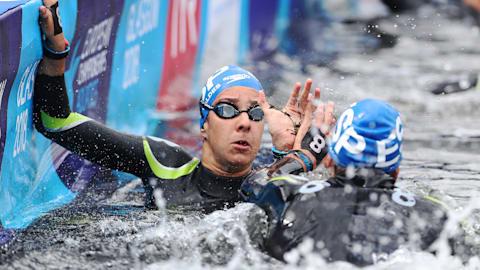 Team Open Water 5km Relay | Swimming - FINA World Championships - Gwangju