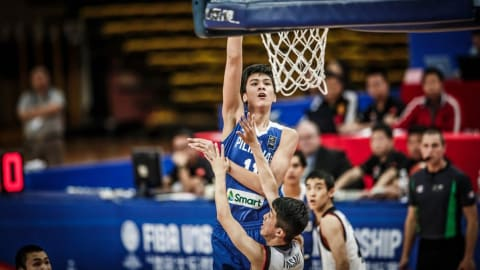 Kai Sotto: 16-years-old, 2.18m, and still growing... as is his NBA dream