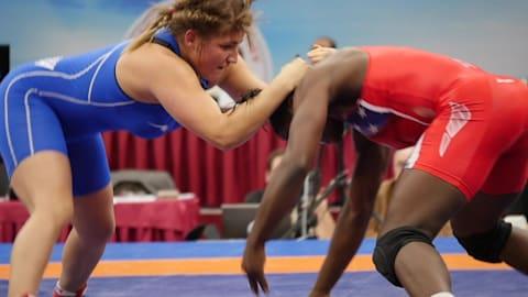 Women in Wrestling