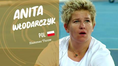 Anita Włodarczyk: mis mejores momentos en Río