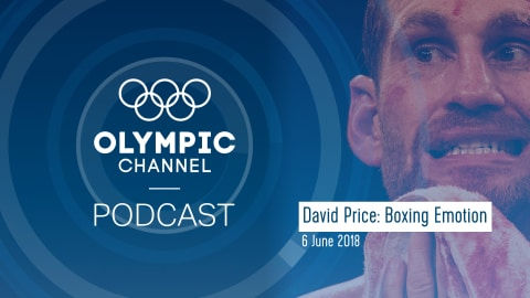 Fighting emotions with boxer David Price