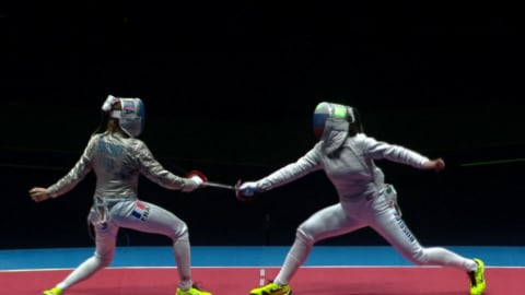 WATCH... FIE Grand Prix Sabre - Moscow