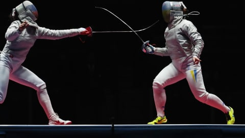 Team Epee (W) & Sabre (M) Bronze | Fencing - Summer Universiade - Napoli