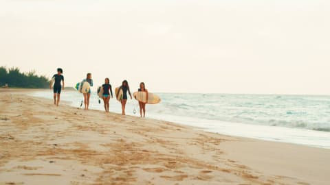 Surfen: einst verboten, heute beliebt bei der Jugend | Arriba Cuba