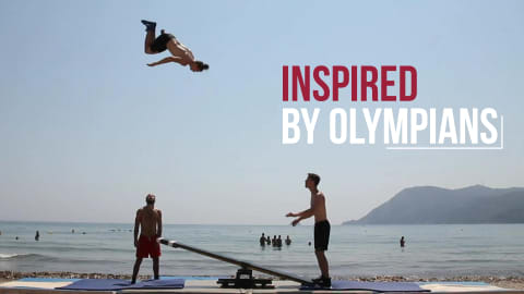 Compilation de Sports de Plage I Inspired by Olympians