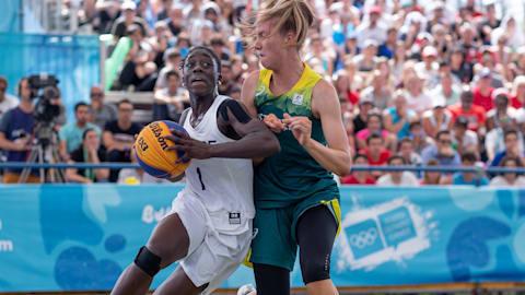 Demi-finales & Finales - Basket 3x3 | JOJ Buenos Aires 2018