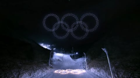 Opening Ceremony Highlights | PyeongChang 2018